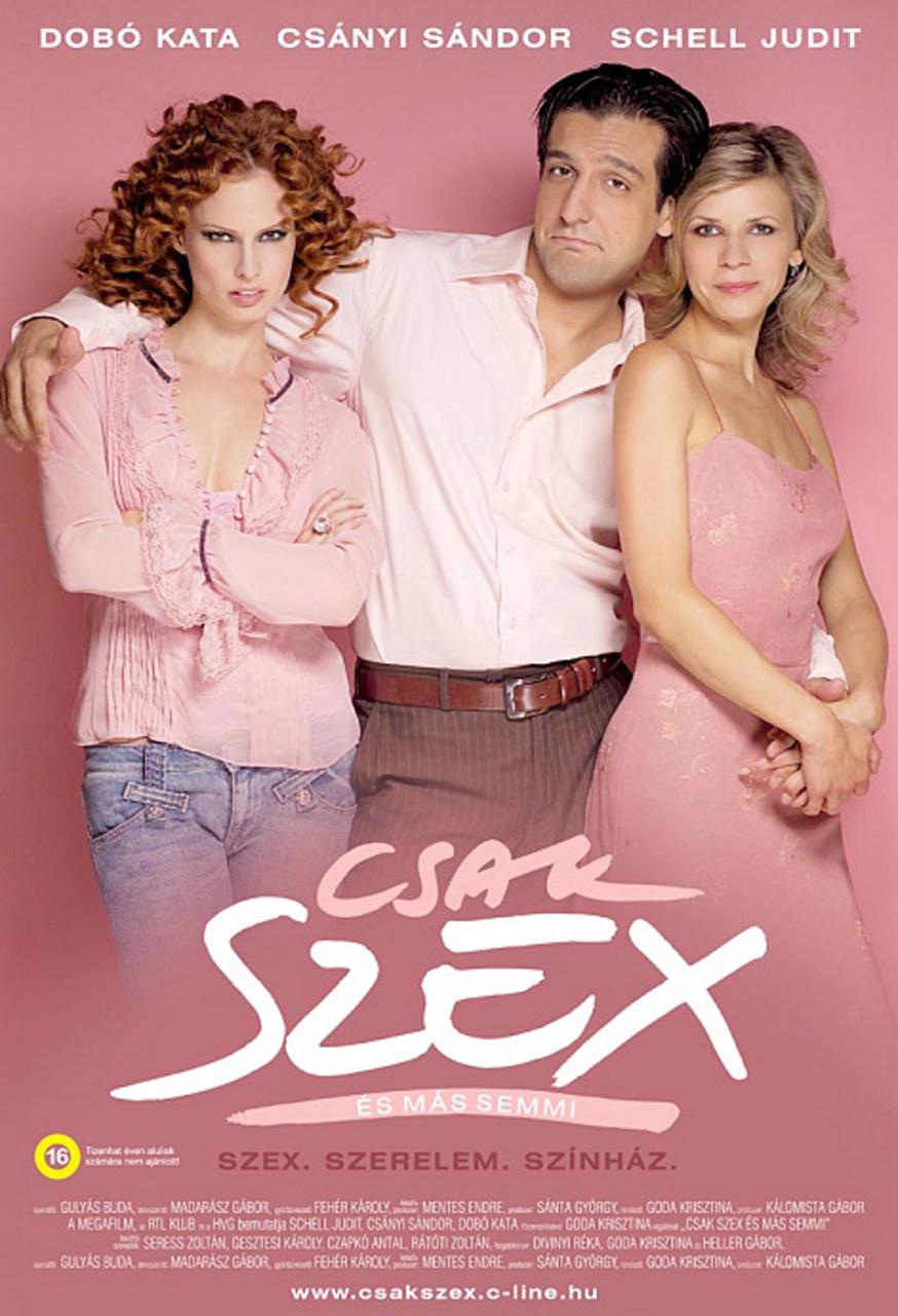 Csak szex és más semmi · Film · Snitt