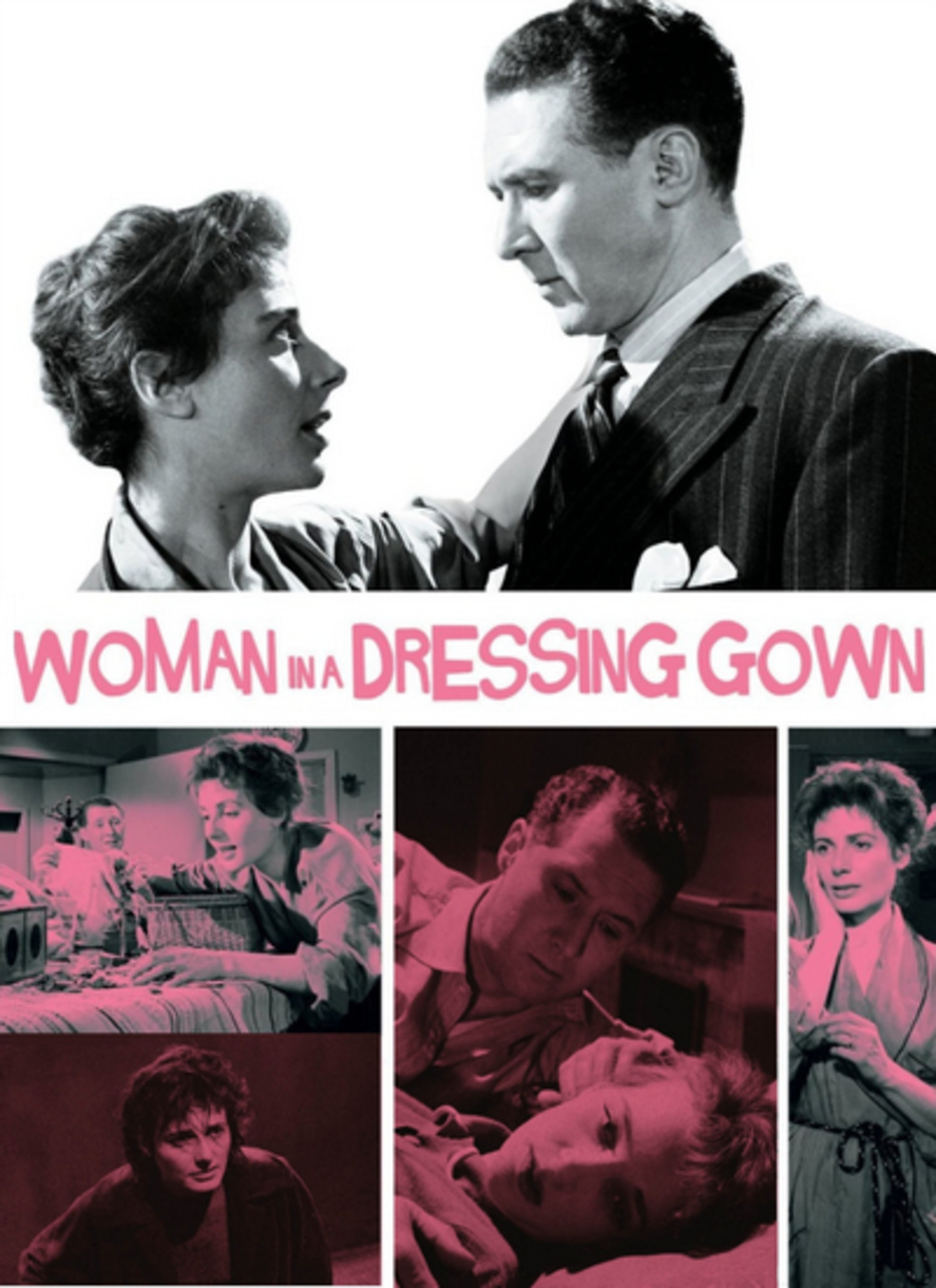 Woman in a Dressing Gown · Film · Snitt