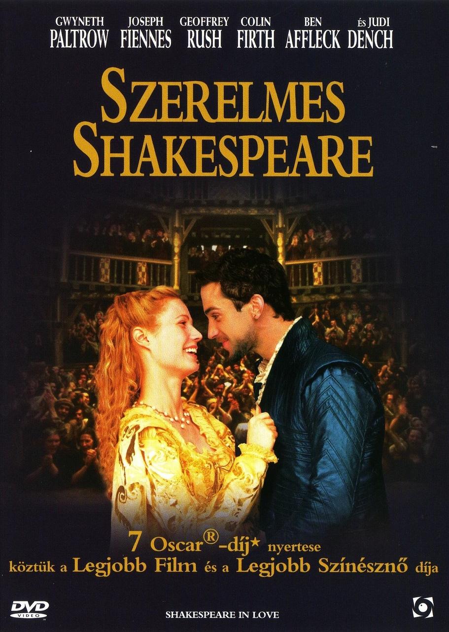 shakespeare idézetek szerelmes Szerelmes Shakespeare · Film · Snitt