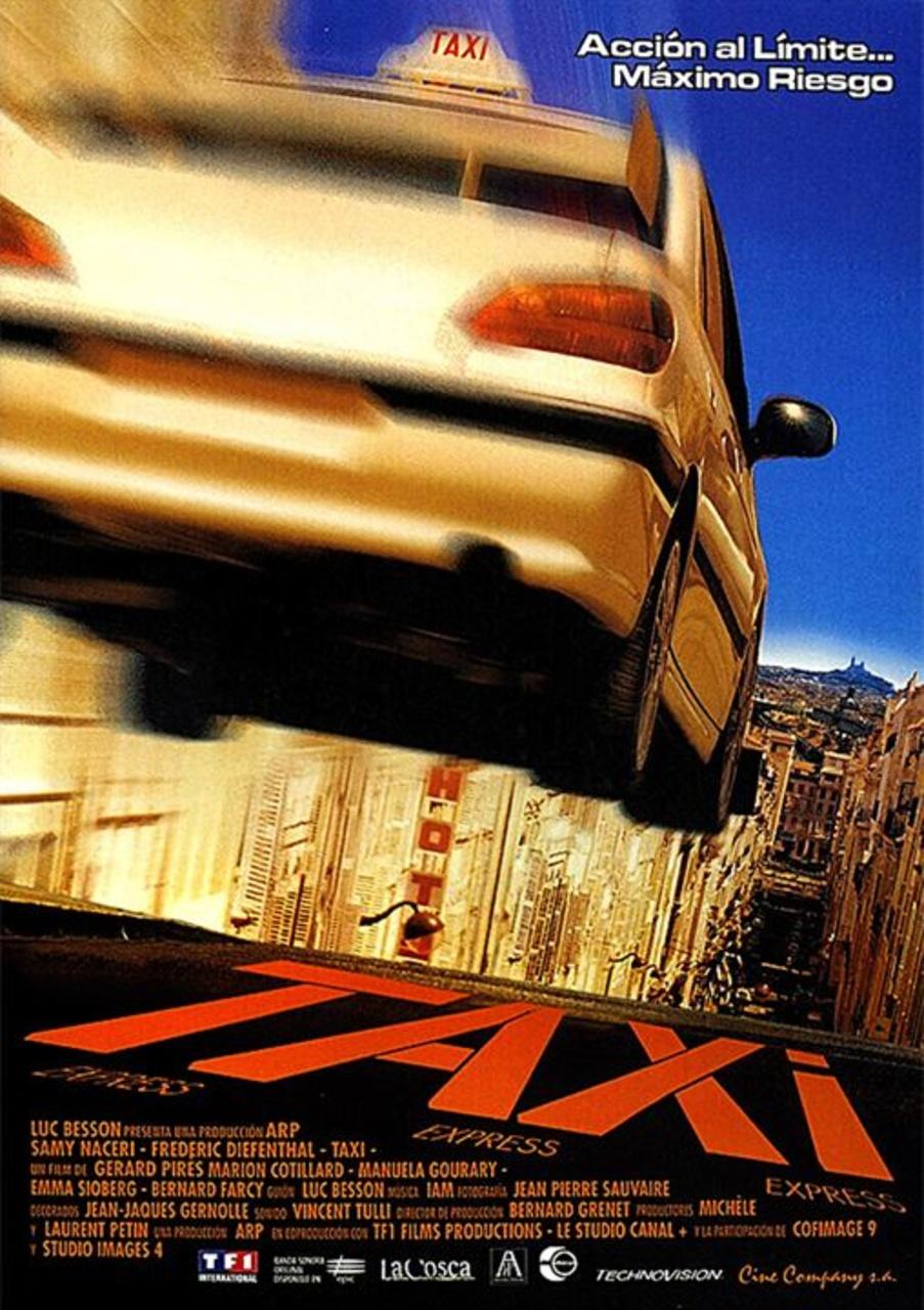 Taxi 1998