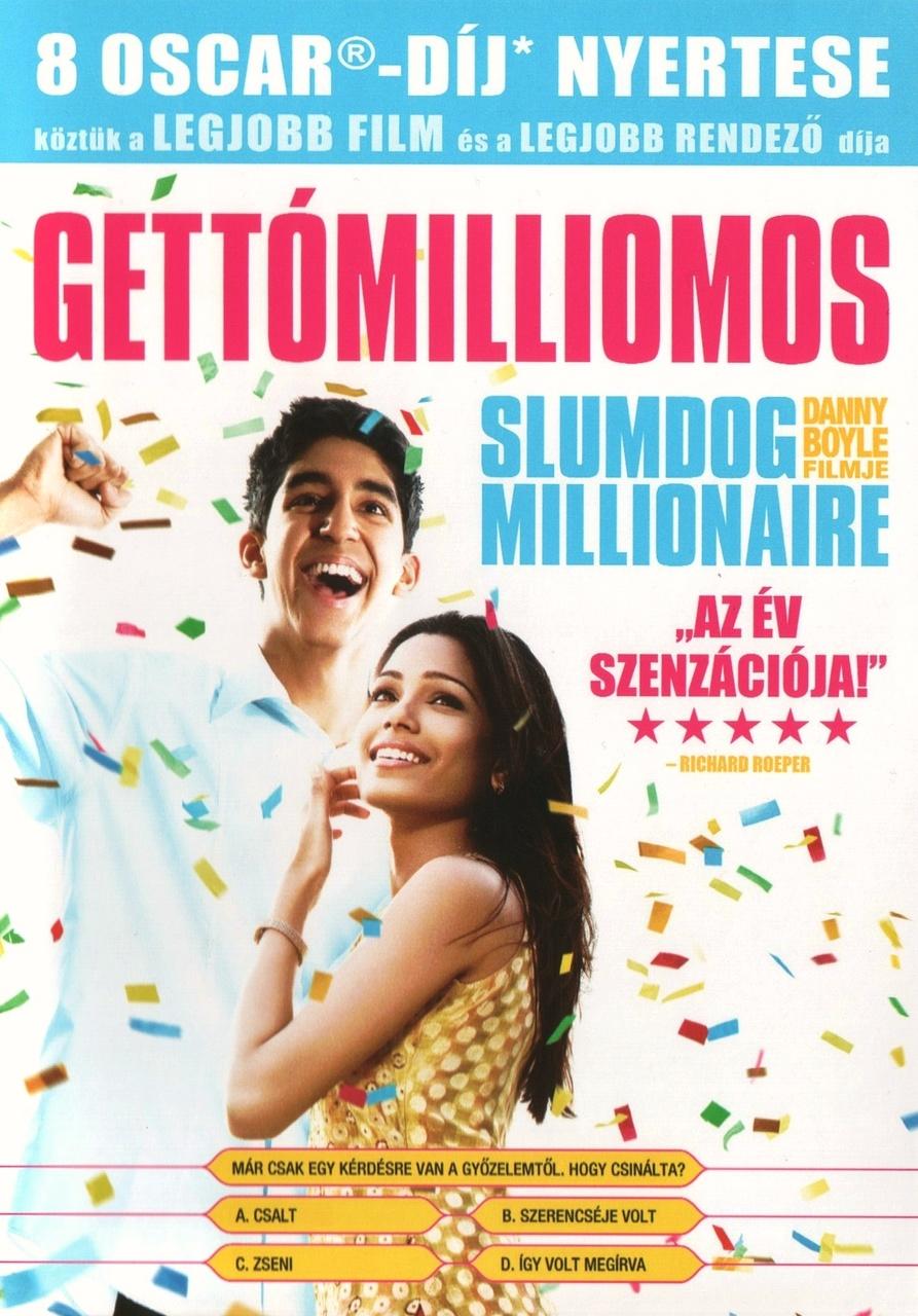 Gettómilliomos · Film · Snitt
