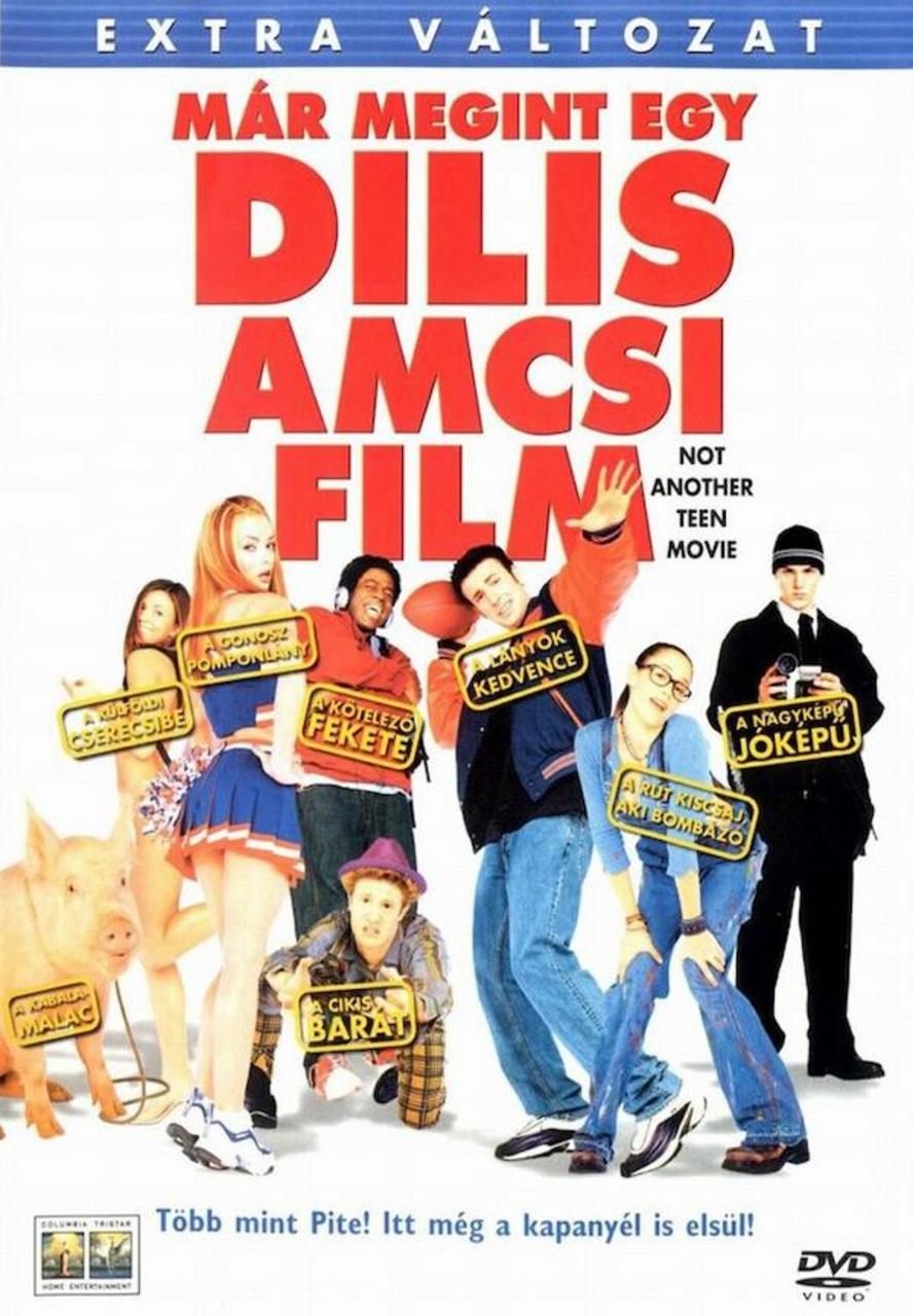 Már Megint Egy Dilis Amcsi Film