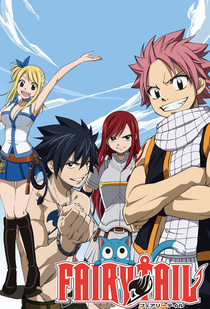 Fairy Tail (2009–2013)