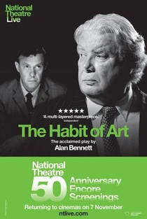 National Theatre Live: The Habit of Art (2010)