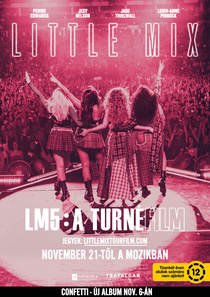 Little Mix – LM5: A turnéfilm (2020)
